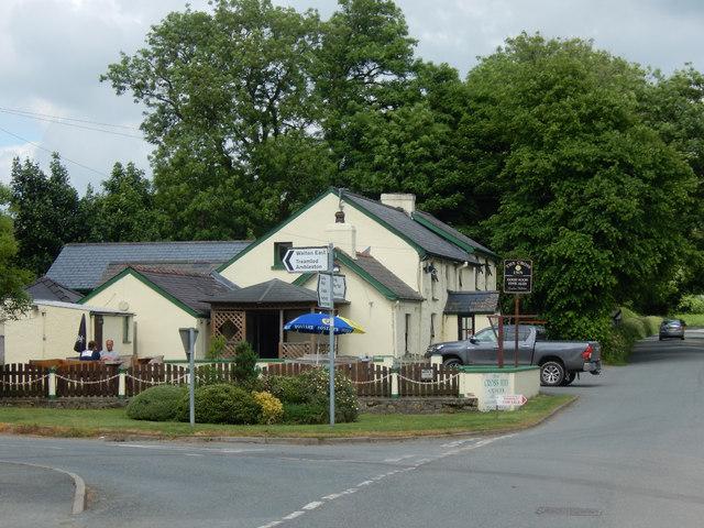 Cross Inn, Clarbeston Road