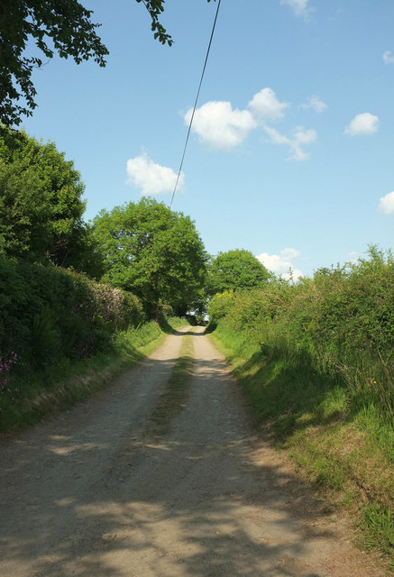 Footpath to Manna Park