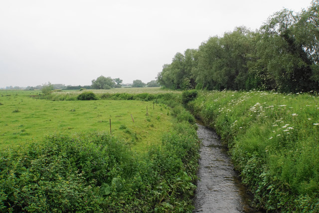 The River Swilgate near Tredington