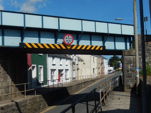 Station Road, Pembroke