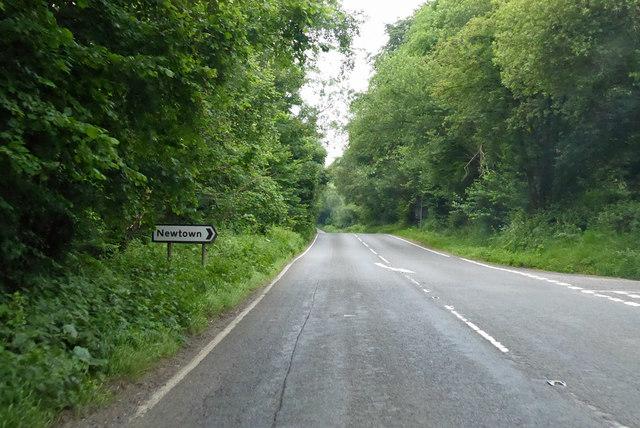 A27 towards Salisbury