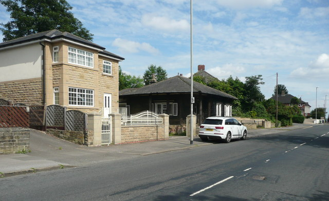 The former lodge to South Field, Burley Road, Burley, Leeds