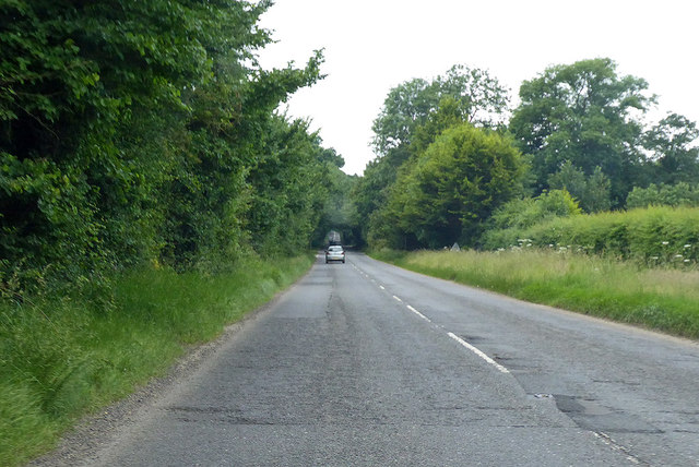 A27 towards Salisbury