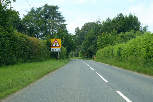 Near the end of the A27