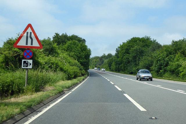 A36 towards Salisbury