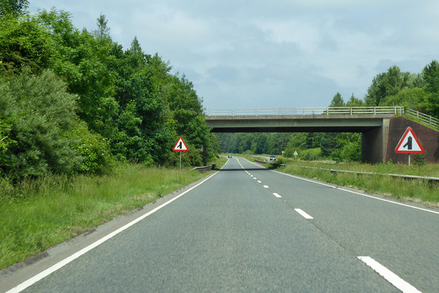 A36 bypassing Whaddon