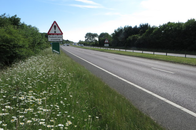 A43 by Cottisford