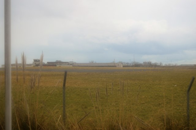 Former Plymouth City Airport