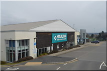 SX4959 : Marjon Sports and Health Centre by N Chadwick