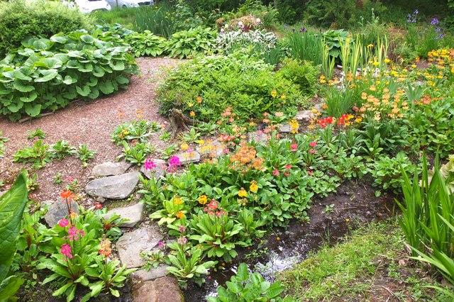 The Island Garden, Hallmanor