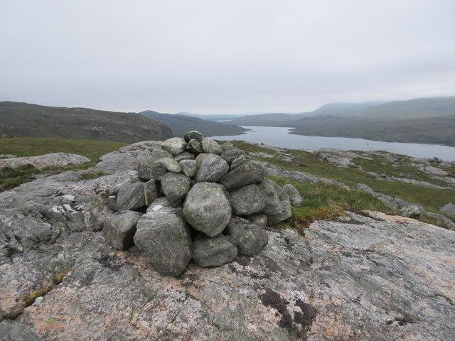 Above Loch Seaforth