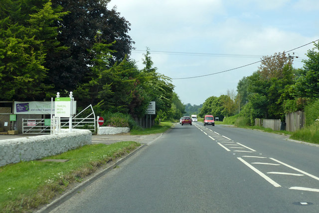 A3094 Netherhampton Road