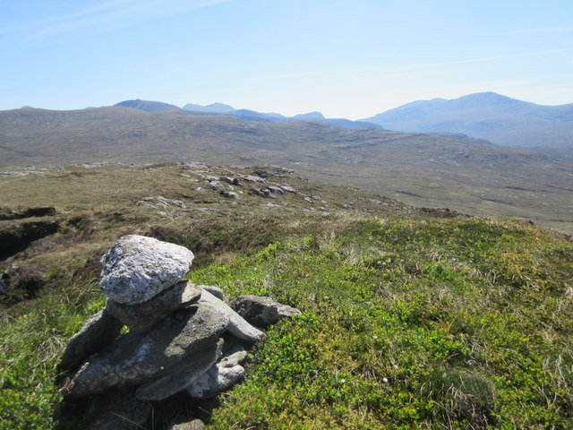 Summit of Beinn a' Bhoth