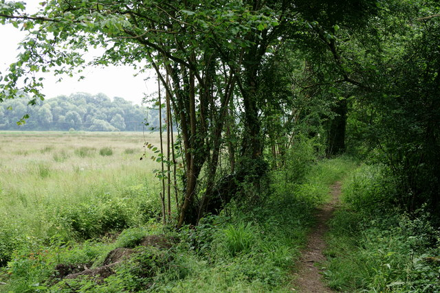 Footpath Near North Stoke