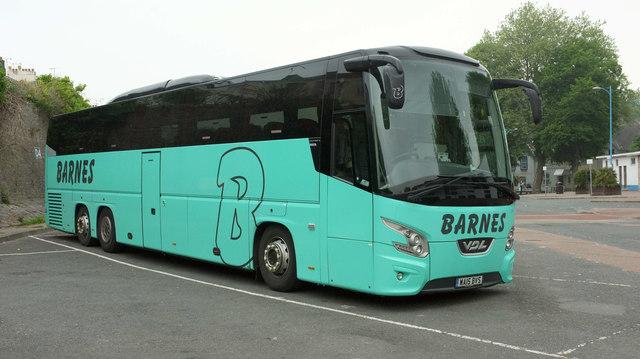 Coach, Torquay coach station