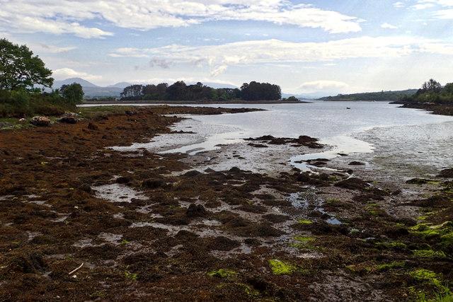 Dinish island