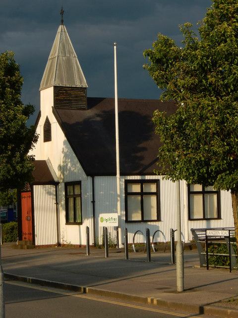 The Norwegian Church, Swansea