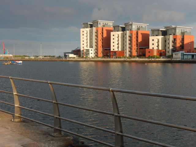 Prince of Wales Dock, Swansea