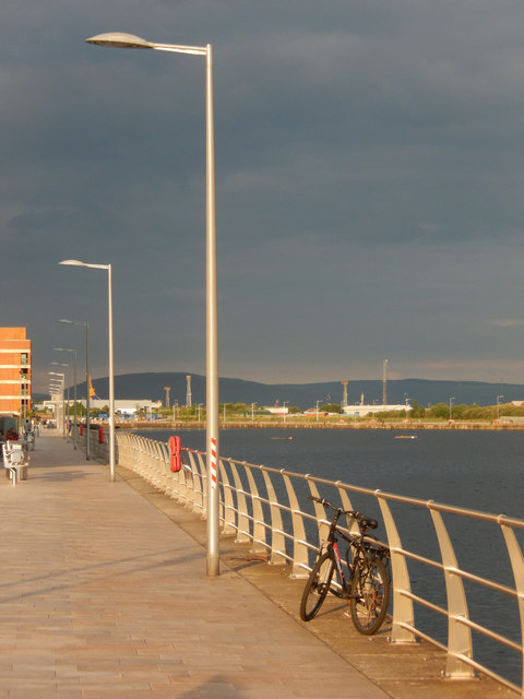 Prince of Wales Dock, Swansea