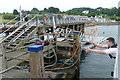 SZ0378 : Berthing at Swanage Pier by Robin Drayton