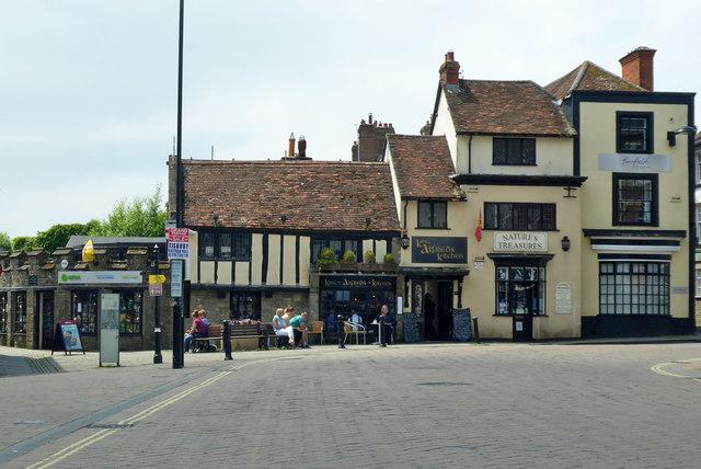 King Alfreds Kitchen and Nature's Treasures, Shaftesbury