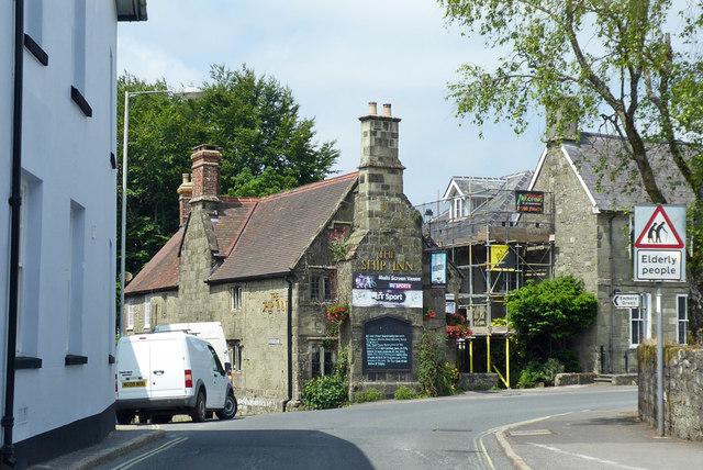 The Ship Inn, Shaftesbury