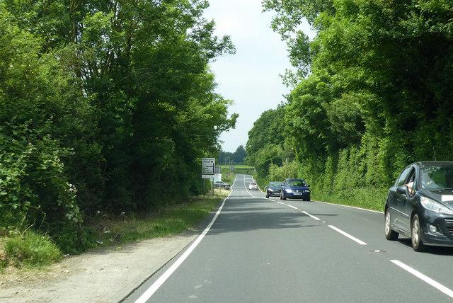 B3081 Shaftesbury Road