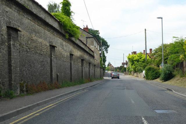 B3081 Wyke Road, Gillingham