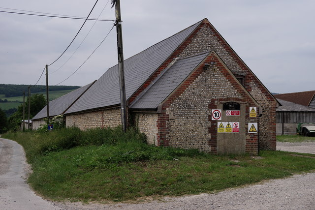 Barn at Peppering Farm