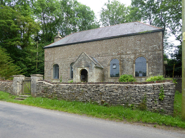 Redlynch church