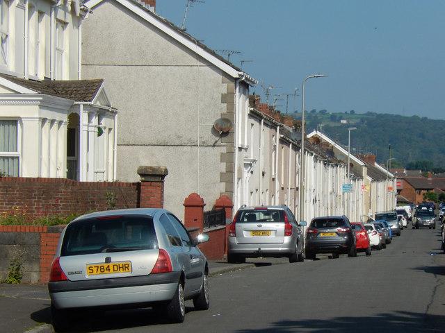 Dillwyn Street, Llanelli