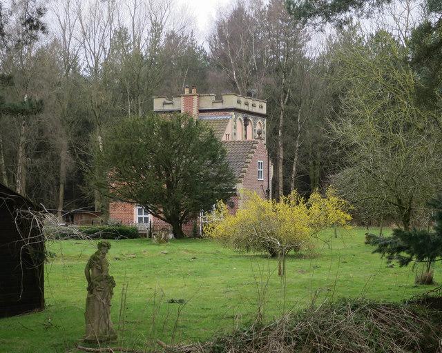 Falconer's Lodge, Highash Hill