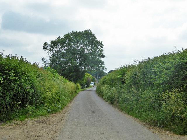 Wyke Road