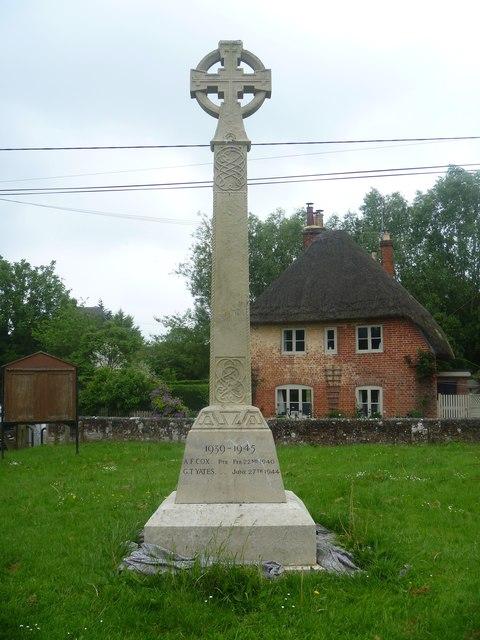 War memorial [1]