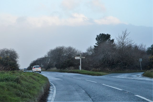 B3192, Little Haldon