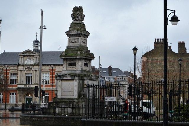 Mausoleum of Richard Budd