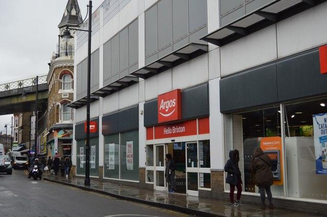 Argos, Brixton