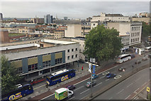 ST5973 : View over Bond Street to Bristol city centre by Robin Stott