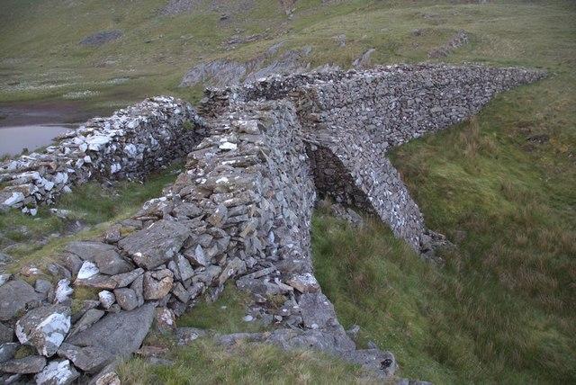 Llyn Croesor Dam