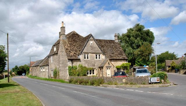 Former Red Lion Pub, Yatton Keynell, Wiltshire 2016