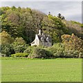 NC8400 : Dunrobin Castle Dairy Cottage by valenta