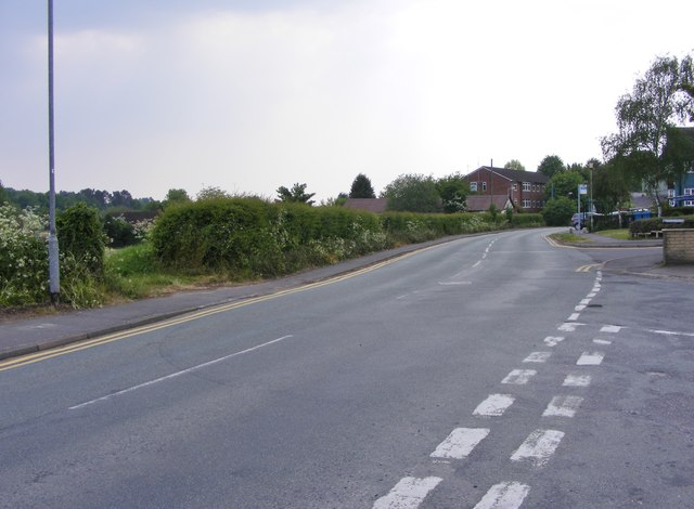 Gilbert Lane View