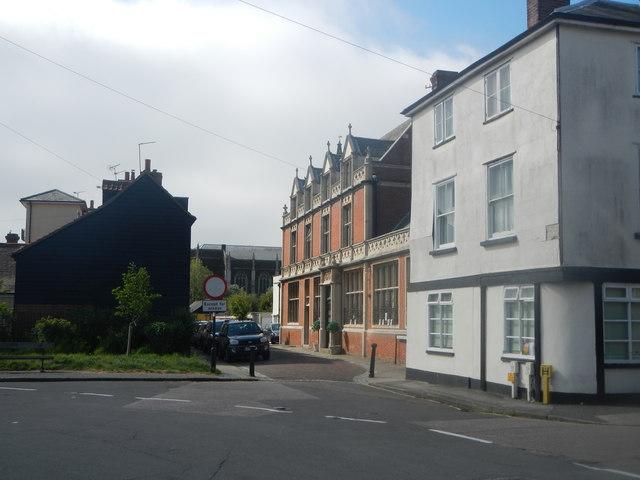 King's Quay Street