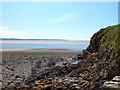 SD1878 : Coastal Erosion at Hodbarrow Point by Gary Rogers