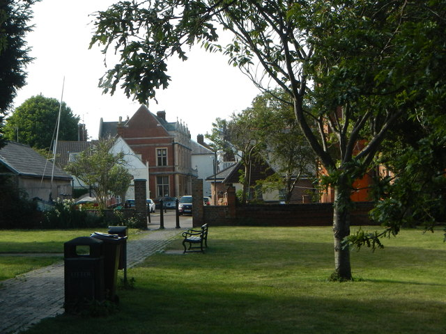 St Nicholas' Churchyard