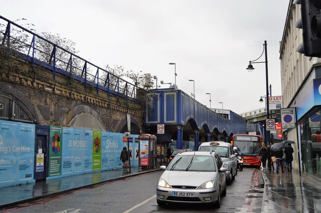 Brixton Station, Atlantic Rd
