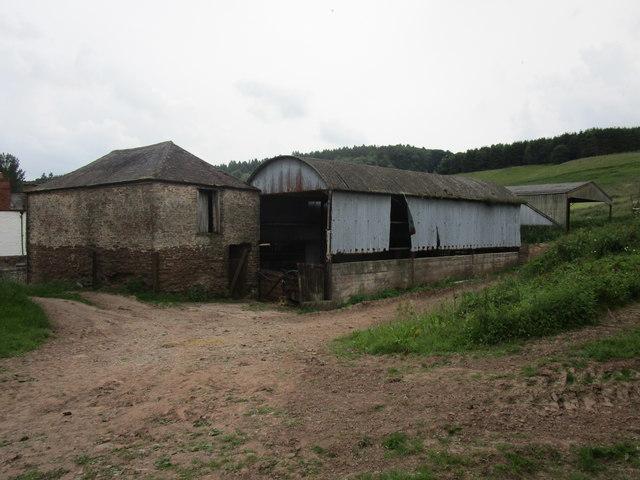 Buildings at Chapel Farm, Yatton