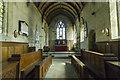 TA0067 : Chancel, St Peter's church, Langtoft by J.Hannan