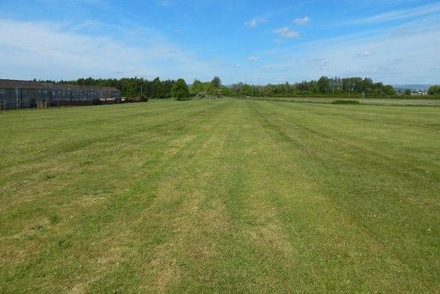 Playing field beside Arkleston Road