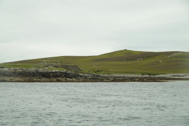 Calf of Linga and the South Ward of Linga